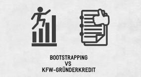 Bootstrapping oder KFW-Gründerkredit?